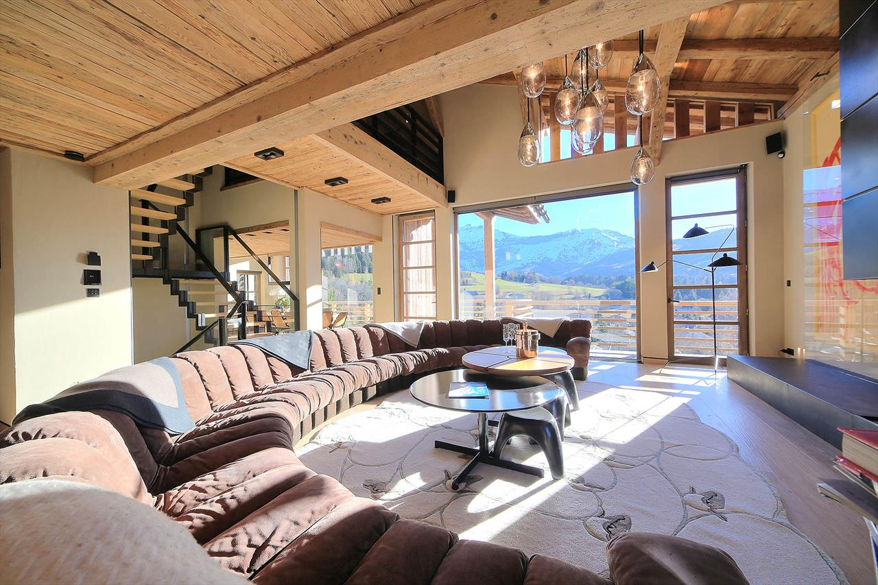 See details MEGEVE Villa 10 rooms (4844 sq ft), 5 bedrooms